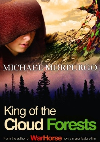 Okładka książki King of the cloud forests