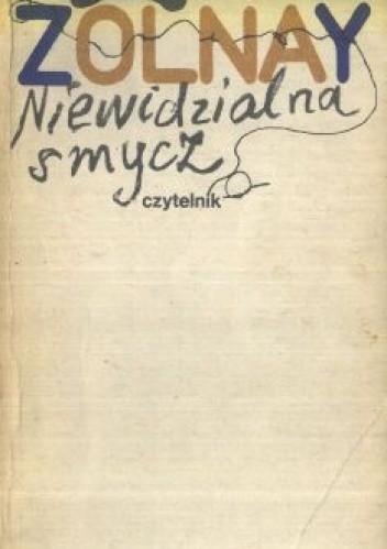 Okładka książki Niewidzialna smycz