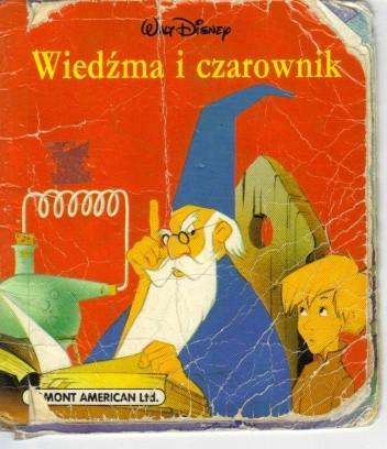 Okładka książki Wiedźma i czarownik