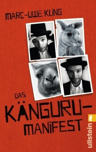 Okładka książki Das Känguru-Manifest