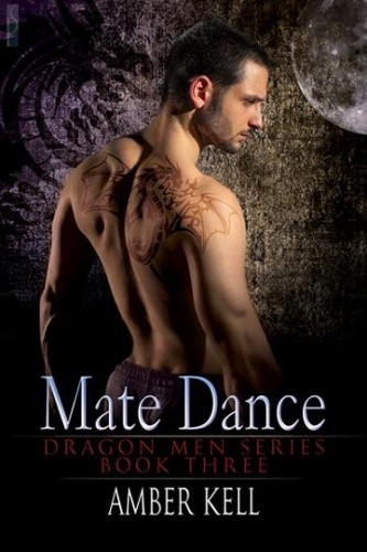 Okładka książki Mate Dance