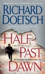 Okładka książki Half-Past Dawn