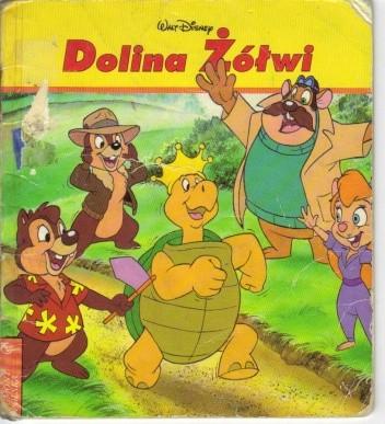 Okładka książki Dolina Żółwi