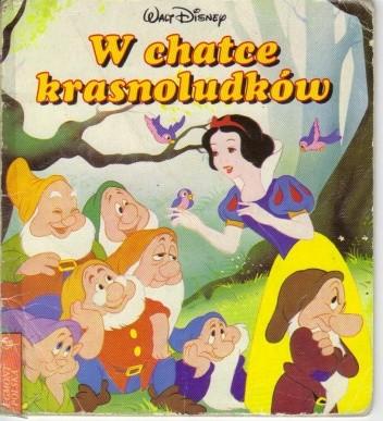 Okładka książki W chatce krasnoludków