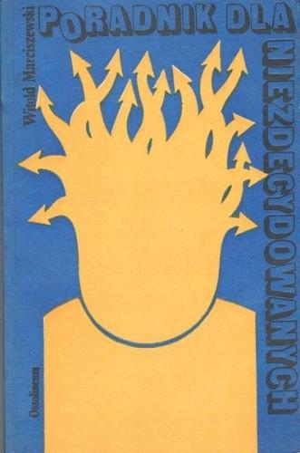 Okładka książki Poradnik dla niezdecydowanych