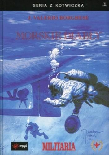 Okładka książki Morskie diabły