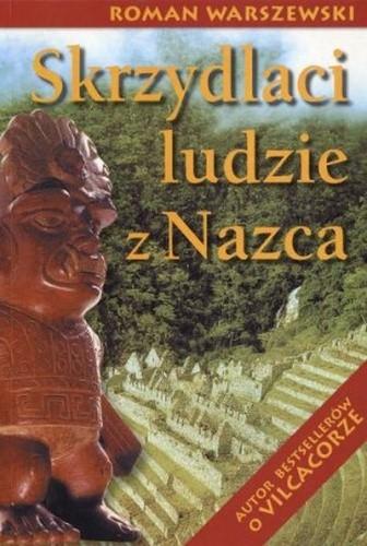 Okładka książki Skrzydlaci ludzie z Nazca