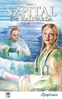 Okładka książki Szpital św. Hallvarda. Część 3 - Opętanie