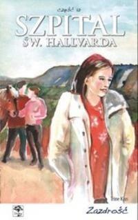 Okładka książki Szpital św. Hallvarda. Część 12 - Zazdrość