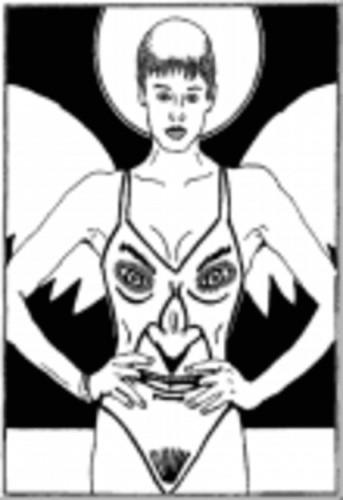 Okładka książki SEXLIBRIS, czyli naga prawda o meżczyznach