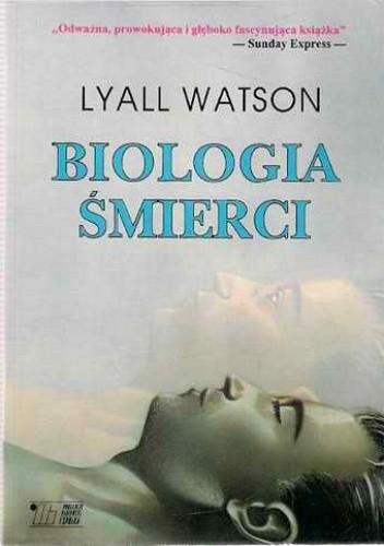 Okładka książki Biologia śmierci
