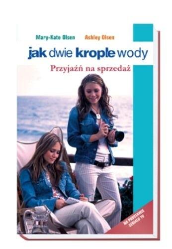 Okładka książki Przyjaźń na sprzedaż