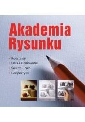 Okładka książki Akademia rysunku