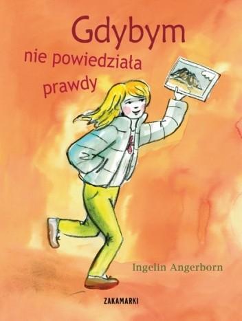 Okładka książki Gdybym nie powiedziała prawdy