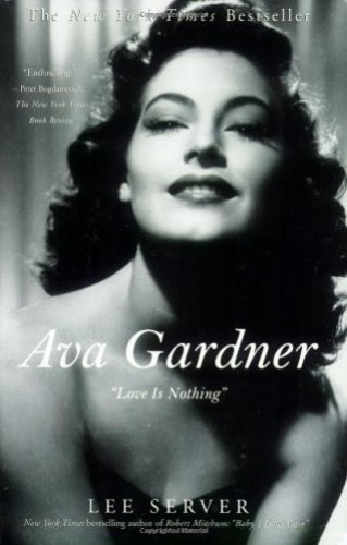 Okładka książki Ava Gardner: