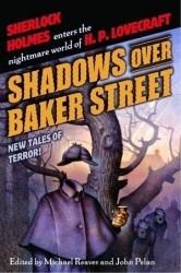 Okładka książki Shadows Over Baker Street