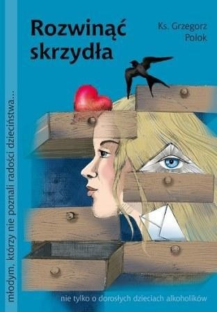 Okładka książki Rozwinąć skrzydła