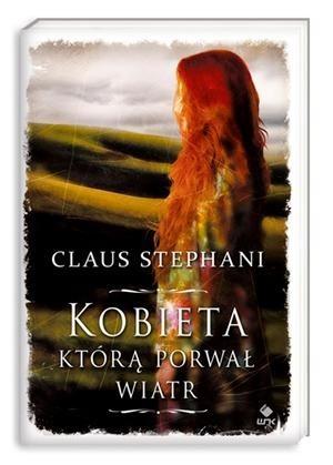 Okładka książki Kobieta, którą porwał wiatr