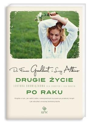 Okładka książki Drugie życie po raku