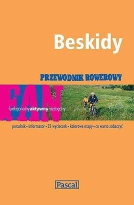 Okładka książki Zielony Śląsk : przewodnik rowerowy