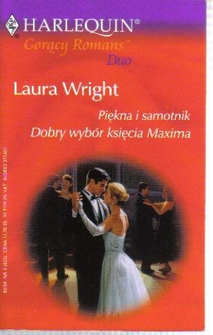 Okładka książki Piękna i samotnik; Dobry wybór księcia Maxima
