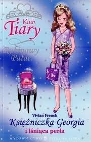 Okładka książki Księżniczka Georgia i lśniąca perła