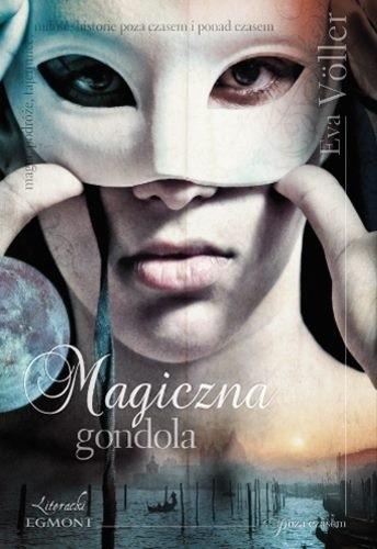 Okładka książki Magiczna gondola