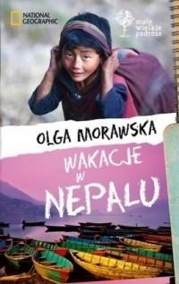 Okładka książki Wakacje w Nepalu