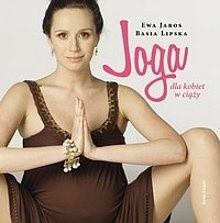 Okładka książki Joga dla kobiet w ciąży