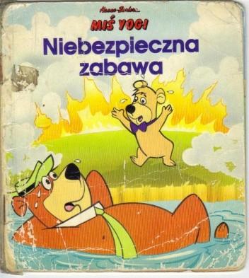 Okładka książki Niebezpieczna zabawa
