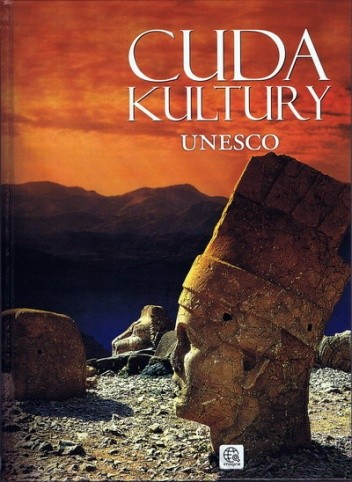 Okładka książki Cuda Kultury UNESCO