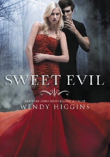 Okładka książki Sweet Evil