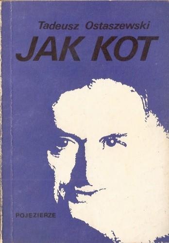 Okładka książki Jak kot
