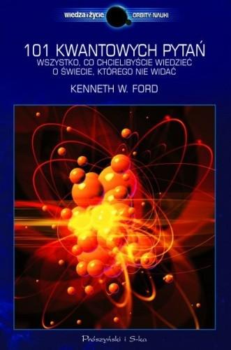 Okładka książki 101 kwantowych pytań