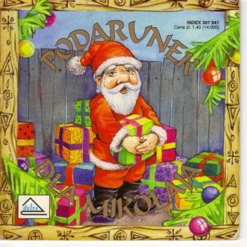 Okładka książki Podarunek dla Mikołaja