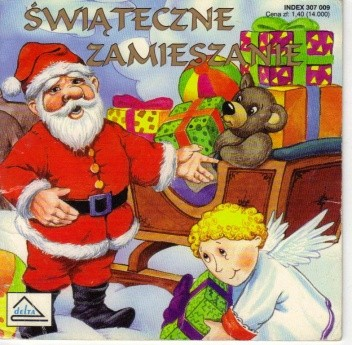 Okładka książki Świąteczne zamieszanie