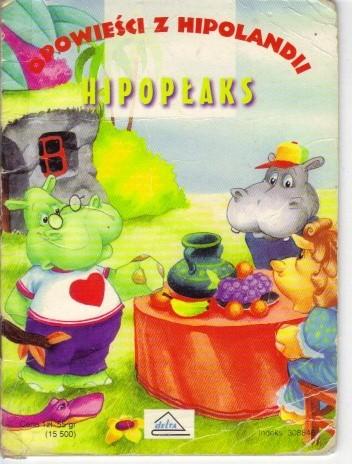 Okładka książki Hipopłaks