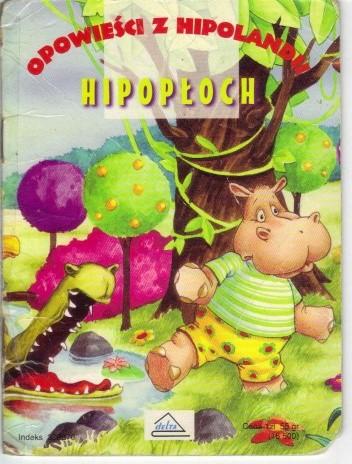 Okładka książki Hipopłoch