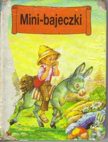 Okładka książki Mini-bajeczki (tom 6)