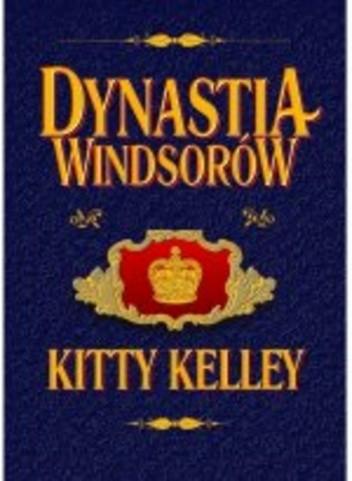 Okładka książki Dynastia Windsorów