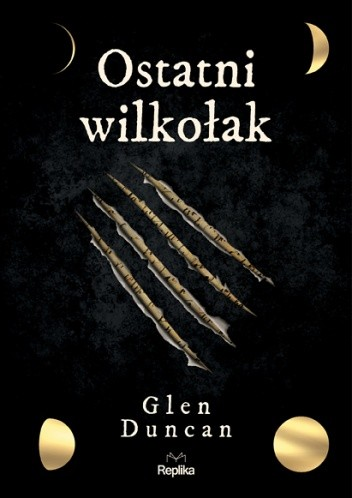 Okładka książki Ostatni wilkołak