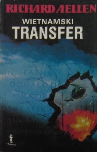 Okładka książki Wietnamski transfer