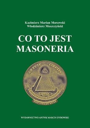 Okładka książki Co to jest Masoneria