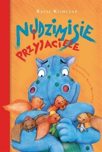 Okładka książki Nudzimisie i przyjaciele