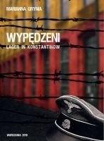 Okładka książki Wypędzeni. Lager in Konstantinow