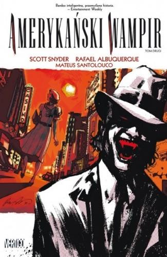 Okładka książki Amerykański wampir #02