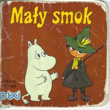 Okładka książki Mały smok