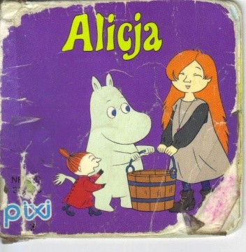 Okładka książki Alicja