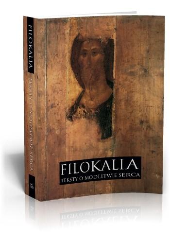 Okładka książki Filokalia. Teksty o modlitwie serca