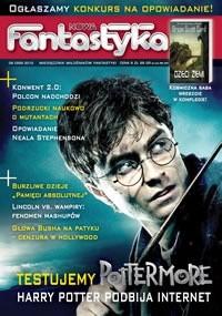 Okładka książki Nowa Fantastyka 359 (8/2012)